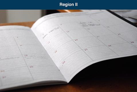 Update Region II