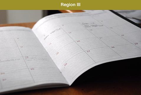 Update Region III
