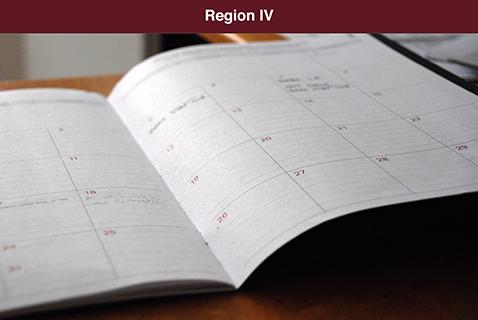 Update Region IV