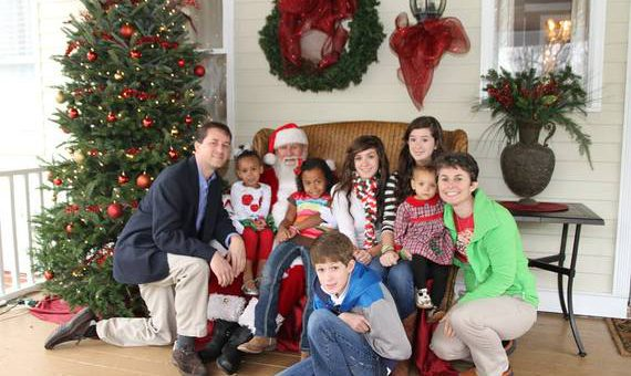 foster care christmas